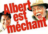 Dossier De Presse Du Film Albert est méchant de Hervé Palud