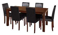 Argos Walnut Table & Chair Sets