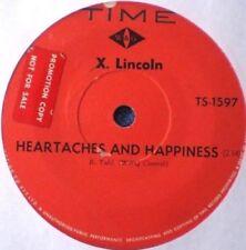 Rock Excellent (EX) Sleeve Grading Promo 45 RPM Speed Vinyl Records