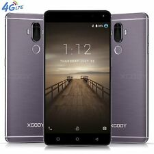 "32GB 4G LTE Android 7.0 Smartphone Cell Phone Dual SIM 3G Unlocked 6"" XGODY Y19"