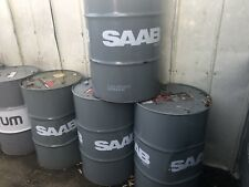 205 Litre / 45 Gallon Used Steel Barrel Drum for fuels oils barbecue rafts Saab