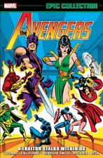 Avengers Epic Collection: A Traitor Stalks Within Us (Paperback 2021)