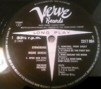 RICHIE HAVENS - STONEHENGE LP / UK VERVE SELECT 2317 004  A1 B1