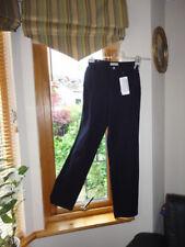 Superbe Bleu Marine Pantalon de la STRADA UK 10, EU 36,RRP £ 68,New avec étiquettes