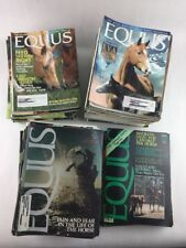 Equus Magazines Back Issues from 1979 - 2010 Choose One - 1/2 for Second One