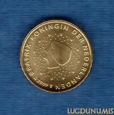 Pays Bas 2009 - 10 centimes d'Euro - Pièce neuve de rouleau - Netherlands