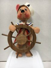 Annalee 1999 8� Nautical Bear - Excellent Condition Sf. Home Private Collection