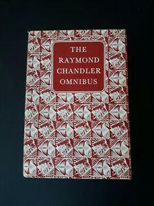 The Raymond Chandler Omnibus. Rare Vintage Hardback Book. Companion. 1963. VGC.