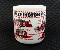 Washington DC Souvenir Coffee Cup Mug # 1 Dad White House Monument US Capitol