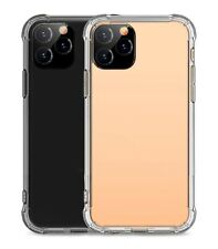 Slim Tpu Clear Back Case Cover Shockproof Soft Case For iPhone 11 Pro 5.8