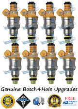 Best Upgrade 4 Hole Bosch Fuel Injectors for 53030778 Jeep Dodge 5.2L 5.9L V8