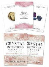 Crystal Intentions Oracle : Guidance and Affirmations by Margaret Ann Lembo...