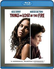 Things We Lost in the Fire (Blu-ray) Halle Berry, Benicio Del Toro NEW
