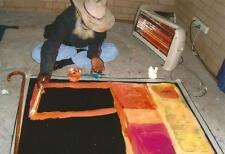 KUDDITJI  KNGWARREYE, Highly Colectable Aboriginal Art,Incl, WORKING PICS..