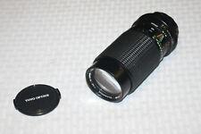 Toyo 75-200MM f:4.5 Auto Macro Zoom Canon FD Mount Camera Lens