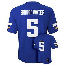 Teddy Bridgewater Minnesota Vikings NFL Youth Purple Home Jersey X-Large 18-20