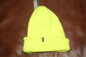 ONEILL BOYS DOLOMITI BEANIE  BRIGHT YELLOW ONE SIZE YOUTH