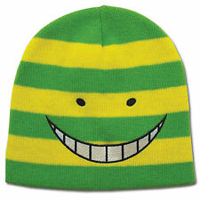 Assassination Classroom Mocking Nameteru Koro Sensei Beanie ~ Licensed