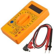 Multimètre Digital Ohmmètre Voltmètre Ampèremètre Voltmètre Testeur M830