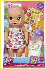 Baby Alive Sips 'N Cuddles ORIGINAL Modern Doll 1st Wave Girl