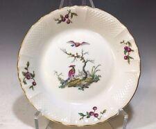 L. Bernardaud Limoges France Soup Plate - Birds/Cherries Pattern