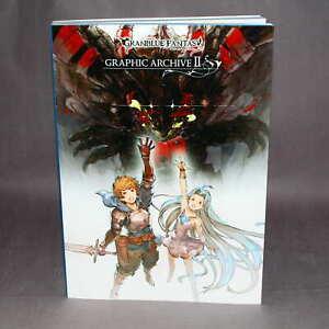 Granblue Fantasy - Graphic Archive II - GAME ARTBOOK NEW
