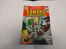 1974 DC KamandI The Last Boy On Earth No. 15 March Apes In Control Of Washington