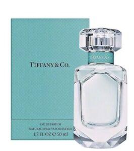 Tiffany & Co Limited Edition Eau De Parfum Natural Spray 1.7FL OZ New Sealed Box