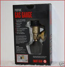 Smart Gear PROPANE Grill Gauge - Gas Fuel Level Indicator Leak Detector guage