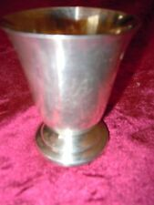 K of A 1959 SILVERPLATE NEW ORLEANS MARDI GRAS KREWE of APOLLO FAVOR VINTAGE CUP