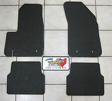 2012-2014 Dodge Avenger All Weather Black Rubber Slush Floors Mats Mopar OEM