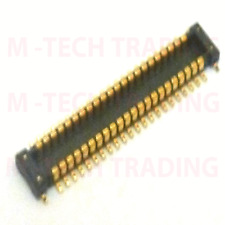 NEW FOR SAMSUNG S2 i9100 GALAXY FPC LCD PLUG CONNECTOR PART FOR LOGIC BOARD