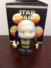"Obi-Wan Kenobi 3"" Vinylmation Star Wars Series #2, A New Hope, ONLY AT PARKS"