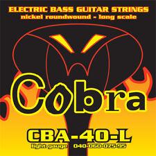 Cobra E- Bass Saiten 040 - 95  Basssaiten light gauge