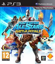 Playstation All Star Battle Royale PS3 - totalmente in italiano