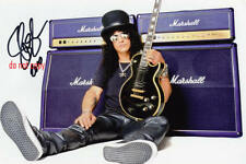 Slash Repro-Autogramm signed Preprint