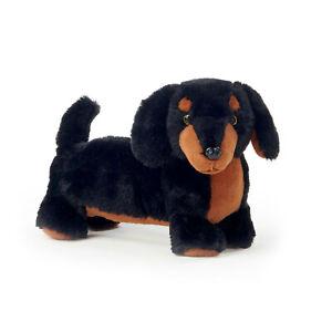"Ralph the dachshund 12"" soft toy sausage dog plush Ralph"
