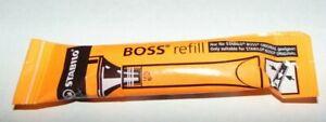Stabilo Textmarker BOSS Original Nachfüllpatronen,orange