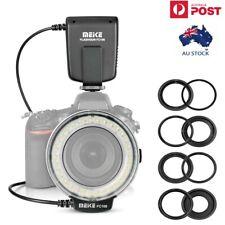 Meike FC-100 Macro Ring Speedlite Flash Light for Canon Nikon Olympus Panasonic