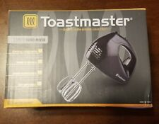 New in Box~ Toastmaster 5 Speed Hand Mixer