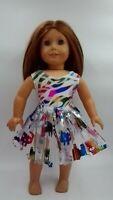 Animal Tutu & Leotard 18 inch Doll Clothes fits American Girl Dolls