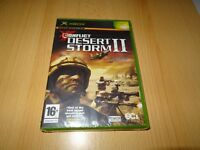 Conflict: Desert Storm II (Xbox)  new sealed pal version