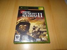 Conflict : DÉSERT STORM II (Xbox) Nouveau SCELLÉ PAL VERSION