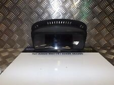 BMW 5 6 SERIES SCREEN MONITOR NAVI NAVIGATION SAT NAV TV DISPLAY 65829151976