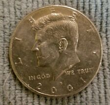 2001-S KENNEDY  HALF DOLLAR 50 CENT.