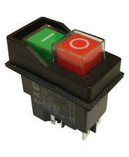 On/Off 110V Switch Fits BELLE Electric Cement Mixer Minimix 140 150 74652