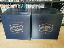 Franklin Mint Broadway Collection of 22 boxes, ie 88 lps