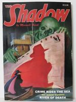 The Shadow #36 Pulp PB Book 2 Complete Novels Crime Rides The Sea River Of Death
