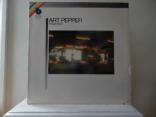 ART PEPPER - OMEGA ALPHA - BLUE NOTE-LT-1064 - NEW - MINT