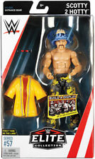 WWE Mattel Mattel Series 57 Action Wrestling Figure Scotty 2 Hotty flashback WWF